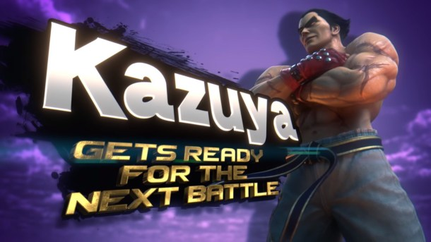 oprainfall | Kazuya joins Smash Bros. Ultimate