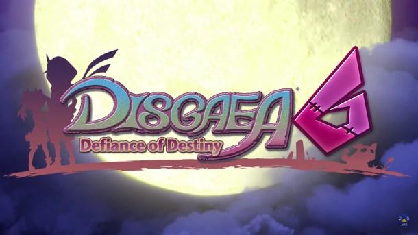 Disgaea 6 | Title