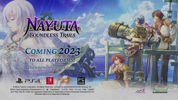 Nihon Falcom | The Legend of Nayuta: Boundless Trails