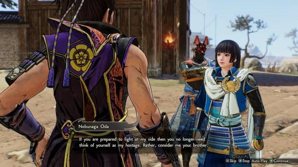 Samurai Warriors 5 | Story