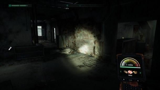 Chernobylite | Flashlight and scanner