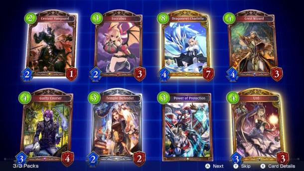 Shadowverse: Champion's Battle | Card Pack