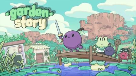 oprainfall | Garden Story