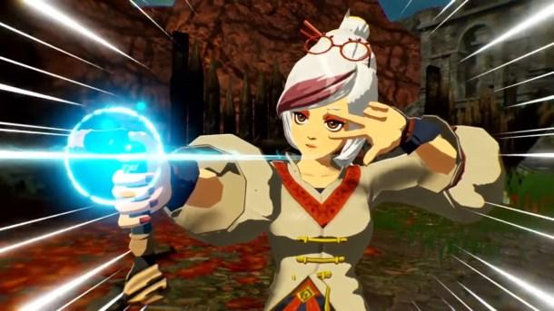 oprainfall | Hyrule Warriors Age of Calamity