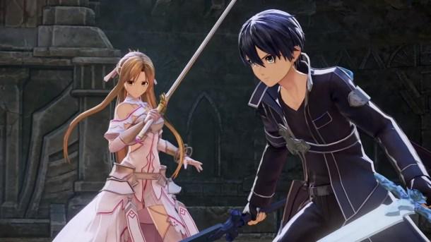 Tales of Arise | Kirito and Asuna