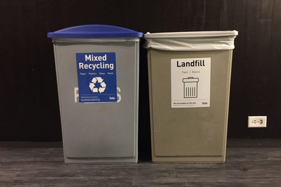 Recycling At Tufts Facilities Services Recycling And