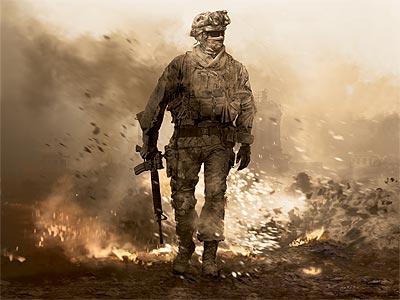 A Xbox 360 gaming clan for Call of Duty Modern Warfare 2