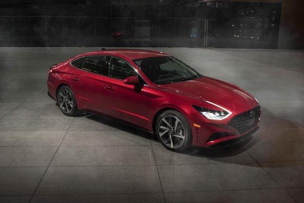 «Премиум-кореец уделает Toyota Camry?» Новый Hyundai Sonata оценили автоэксперты : АвтоМедиа : ВладТайм