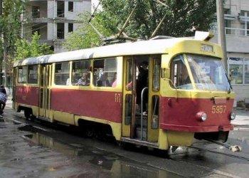 КГГА утвердила проект реконструкции трамвайной линии на ул. Дмитриевской стоимостью 71 млн грн