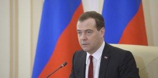 Медведев: Украина имеет необходимые средства для выплаты долгов за российский газ