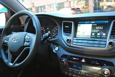 Фотошпионы слили в Сеть фото обновленного Hyundai Tucson