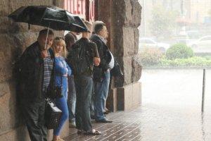 Украину накроют дожди. Фото: архив