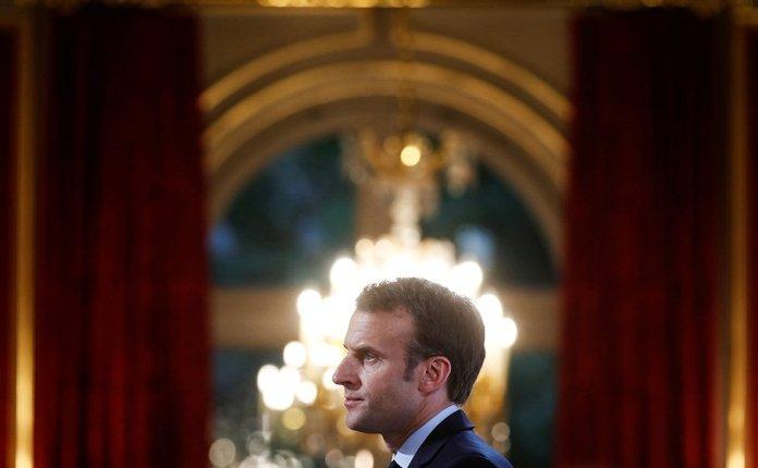 Макрон заявил о стратегическом диалоге для закрепления России в Европе 1