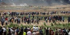 Путин и Эрдоган обсудили акции протеста в секторе Газа 1
