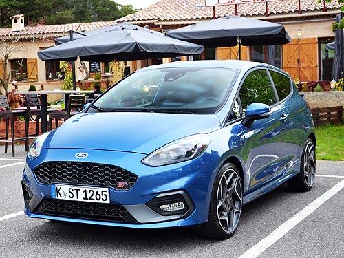 Незнакомые облики нового Ford Fiesta 20