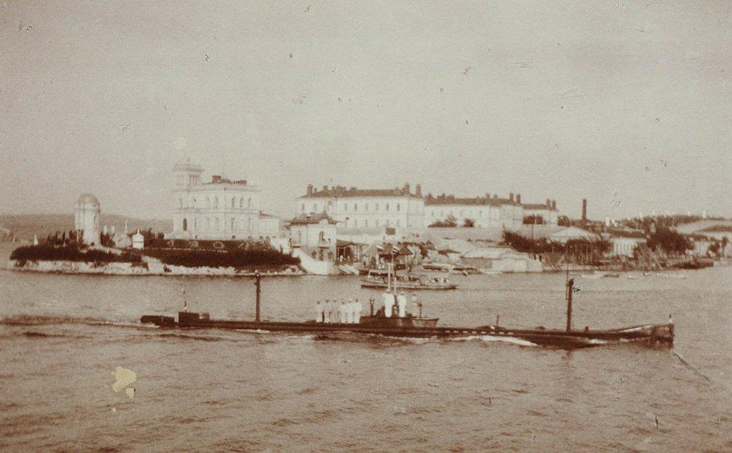 У берегов Севастополя нашли затонувшую в 1909 году подлодку «Камбала»