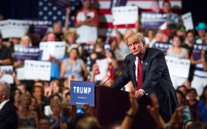 Дональд Трамп. Фото: facebook.com/DonaldTrump 2