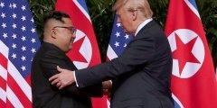 Трамп опубликовал показанный Ким Чен Ыну ролик про будущее КНДР 3