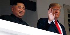 Трамп опубликовал показанный Ким Чен Ыну ролик про будущее КНДР 4