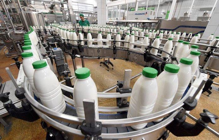 Доктора говорят, что молоко пить - здоровью вредить 4