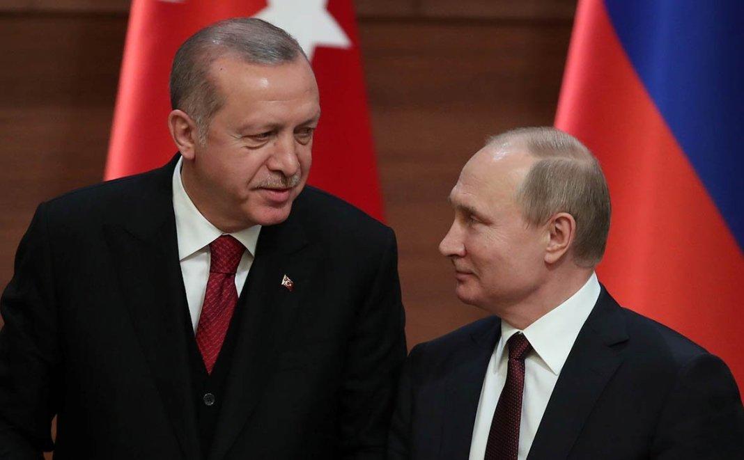Эрдоган рассказал о предложении Путину совместно производить С-500