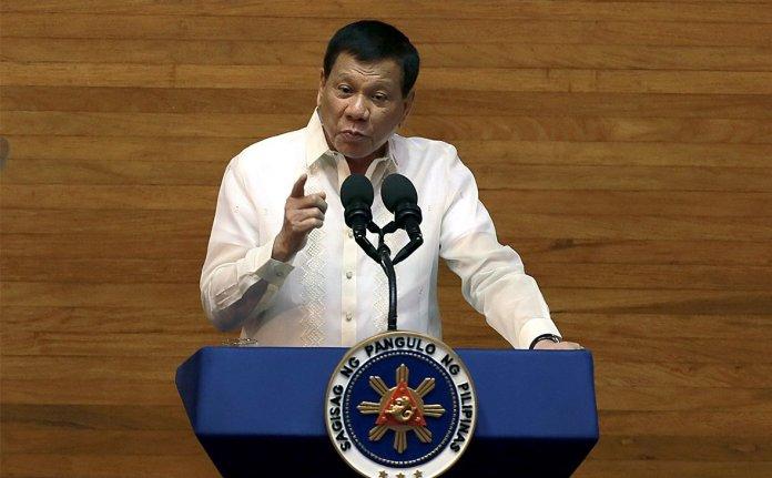 Президент Филиппин предложил представителю ООН «катиться к черту»