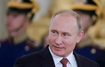 Путин примет участие в конгрессе ФИФА в Москве