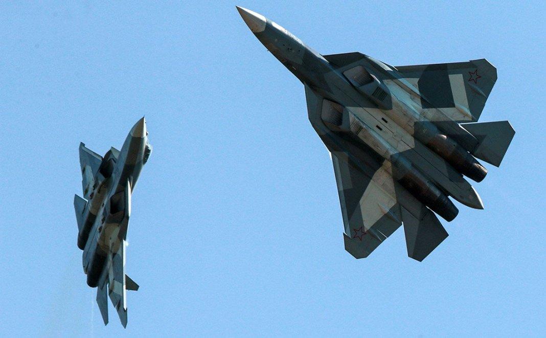 СМИ сообщили об отказе Индии от совместной разработки Су-57 с Россией