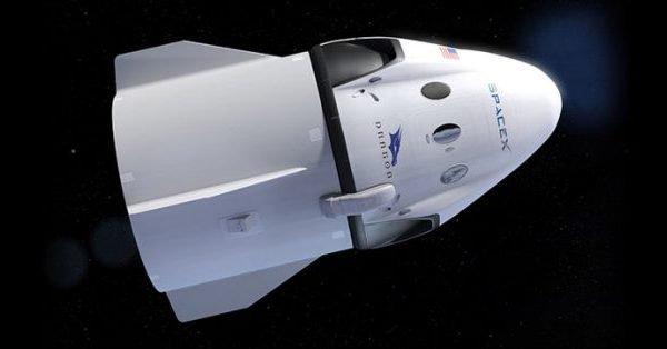 Как собирают космический корабль Маска – фото Crew Dragon без обшивки 1