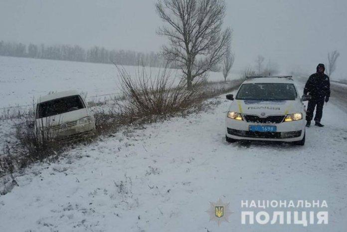 Спасатели в Запорожской области вытягивают автомобили из снежного плена (фото) - http://ria-m.tv/melitopol.xml 2
