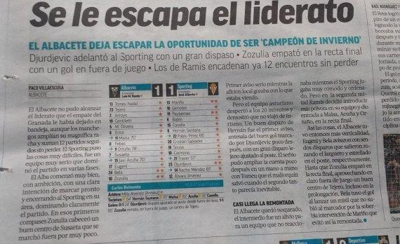 """""""Зозуля стоит миллионы"""" и ведет в историю: испанские СМИ о голе украинца в Альбасете и новые 3 вопроса к судейству — Футбол 24 - Футбол 24 1"""