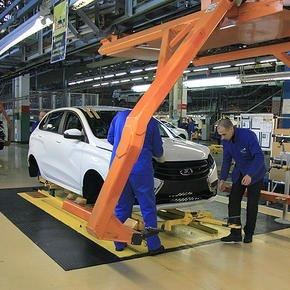 Автомобили Lada могут начать собирать в Алжире