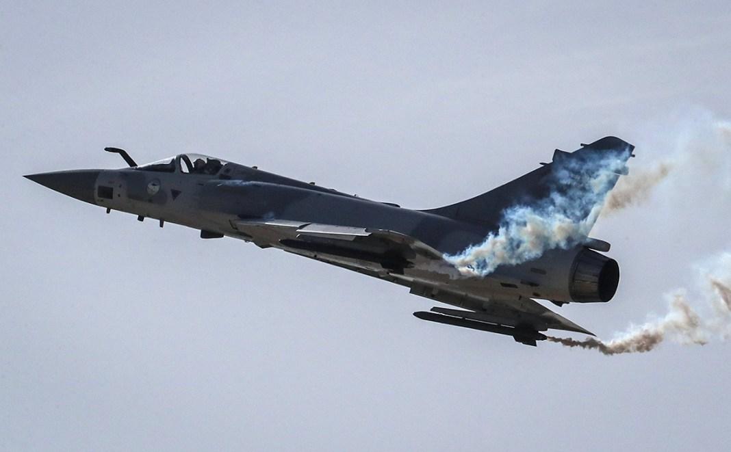 Во Франции с радаров пропал истребитель «Мираж-2000» - РБК
