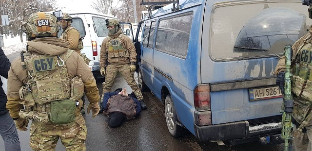 Готовил теракты: СБУ задержали агента ФСБ в Украине, фото - Апостроф 1
