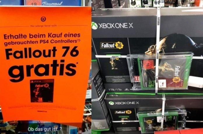 Свежее обновление Fallout 76 вернуло старые ошибки, а торговые сети пытаются избавиться от игры - 3DNews 1
