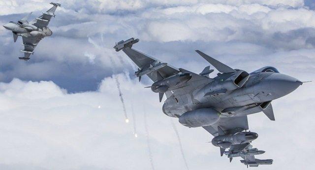 В Европе похвастались истребителем, созданным для уничтожения российских самолетов: фото - Апостроф 3