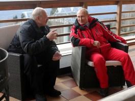 Лукашенко заявил о роли мнения народа в вопросе объединения с Россией - РБК