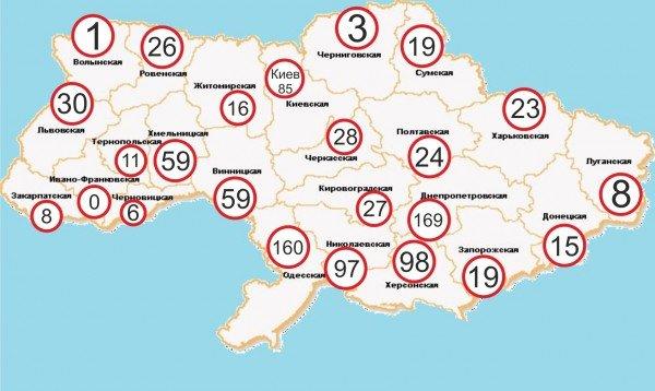 На Украине подсчитали проституток по областям - Информер. Новости Севастополя - Новости Севастополя 1