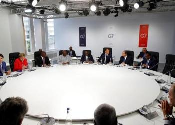 Иран устроил сюрприз на встрече G7