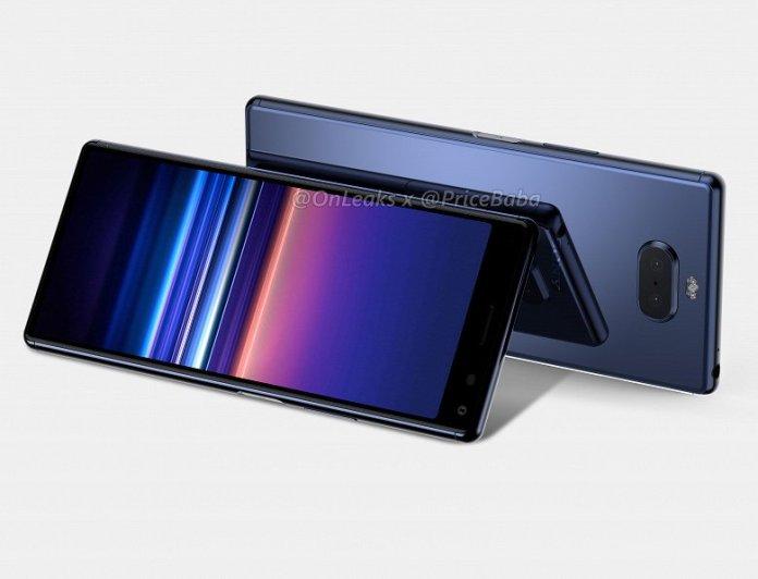 Видео дня: смартфон Sony Xperia 20 на качественных рендерах со всех сторон
