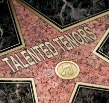 today's top tenors (1/6)