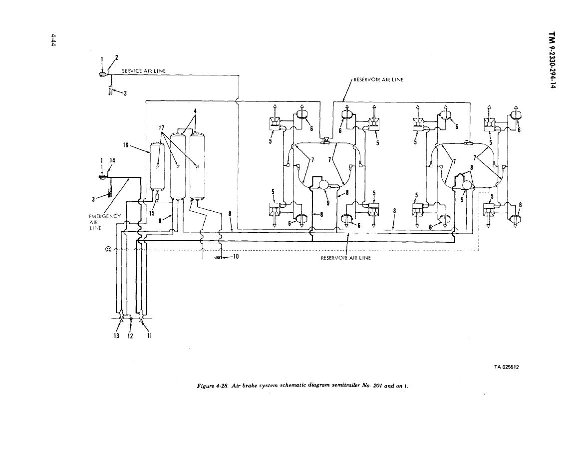 Jake Brake Diagram
