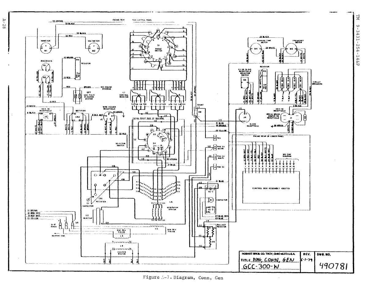 14 Pin Relay Schematic