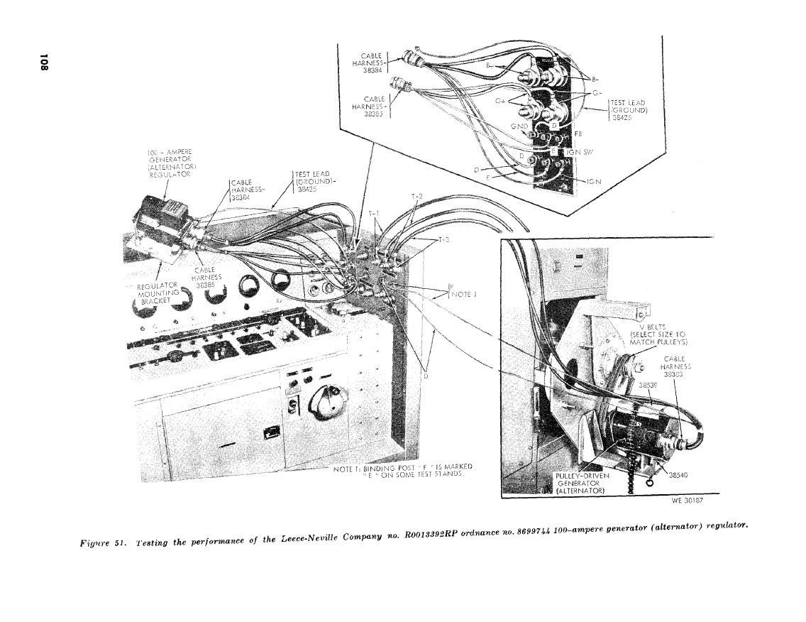 Leece Neville 160 Amp Alternator