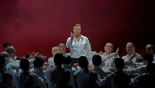 The Cast Was About As Fine An Ensemble Of Singers Has Even Taken Part In A Parsifal Going Back To Beginning Anyone Alives Memory