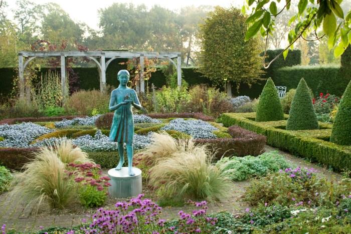 Waterperry Gardens.  Autumn 2011
