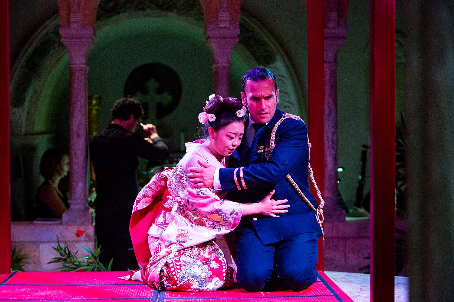 Kimonos and karma: Puccini's Madame Butterfly at Iford