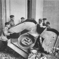 Победа-одна на всех. Фотодокументы. Берлин, 1945 год.