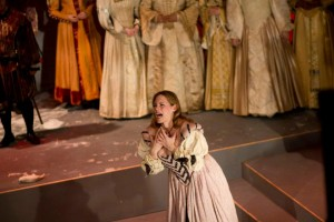 Emily Newton als Anna Bolena Foto @sls - Shannon Langman