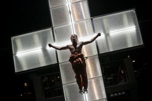 Alexander Klaws (Jesus)  ©Björn Hickmann/Stage Picture GmbH